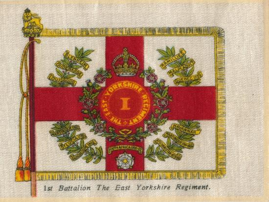 '1st Battalion The East Yorkshire Regiment', c1910-Unknown-Giclee Print