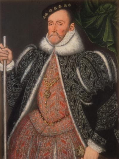 1st Earl of Pembroke, 1567--Giclee Print