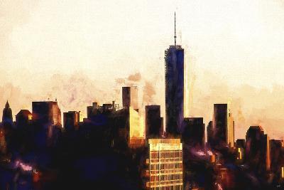 1WTC Sunset-Philippe Hugonnard-Giclee Print