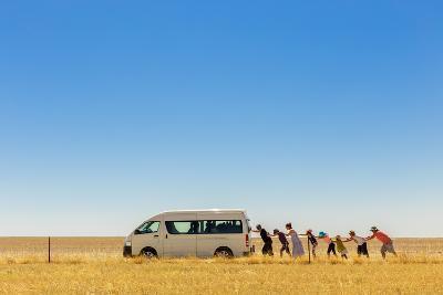 2.500 Km Around Australia-Gloria Salgado Gispert-Photographic Print