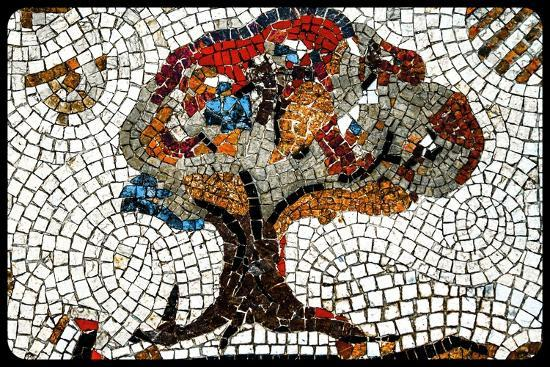 (2) From The Series Twelve Tribes Of Israel-Joy Lions-Giclee Print