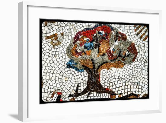 (2) From The Series Twelve Tribes Of Israel-Joy Lions-Framed Giclee Print