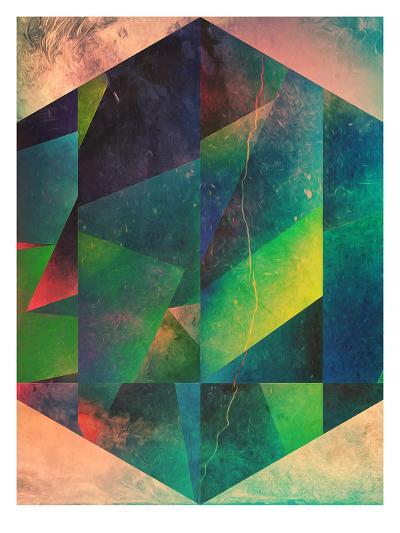 2 Hyx-Spires-Art Print