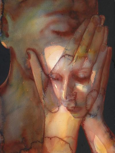 2 Prayer 2-Graham Dean-Giclee Print