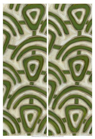 2-Up Earthen Patterns IV-Karen Deans-Art Print