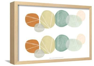 2-Up Interdependent II-June Vess-Framed Art Print