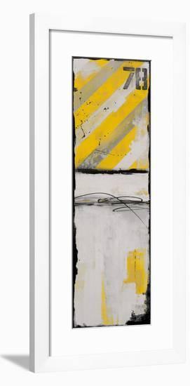 2-Up Route 78 II-Erin Ashley-Framed Art Print