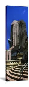 200 Public Square building on Public Square, Cleveland, Ohio, USA