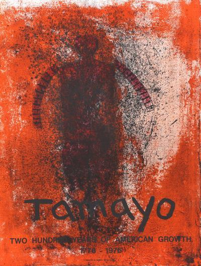 200 Years of American Growth 1776-1976-Rufino Tamayo-Collectable Print