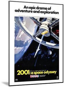 2001: A Space Odyssey, 1968