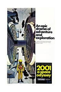 2001: A Space Odyssey, 1968