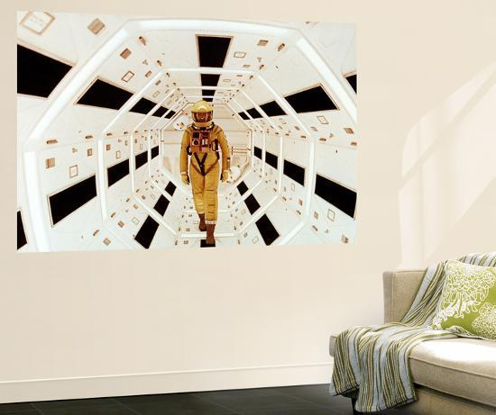 2001: A Space Odyssey Directed by Stanley Kubrick Avec Gary Lockwood--Wall Mural