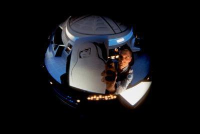 2001: A Space Odyssey, Keir Dullea as Seen Through Hal, 1968--Photo