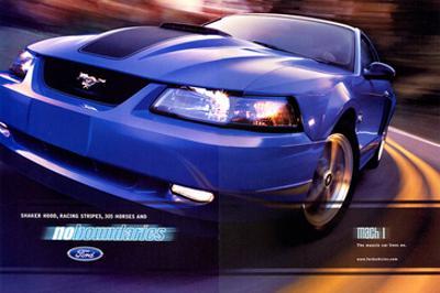 2003 Mustang-Stripe&305 Horses