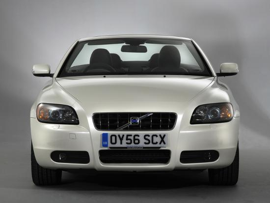 Volvo C70 Convertible >> 2006 Volvo C70 Convertible Photographic Print By Art Com