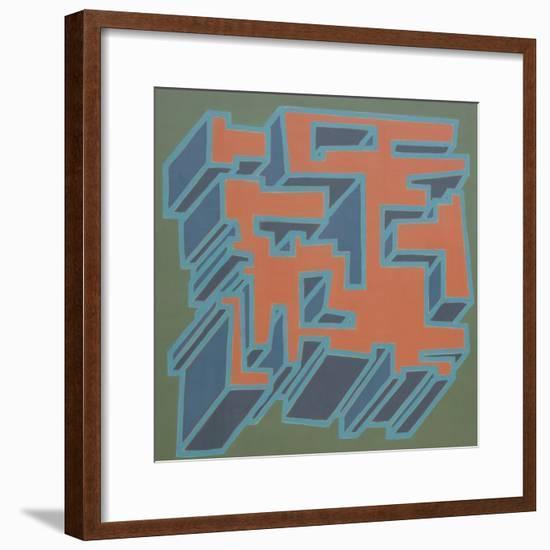 2012 (24)-Eric Carbrey-Framed Giclee Print