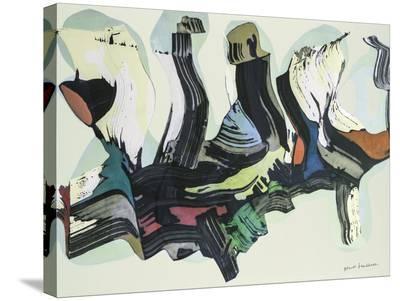2013 Venerdi 14 Giugno-Nino Mustica-Stretched Canvas Print