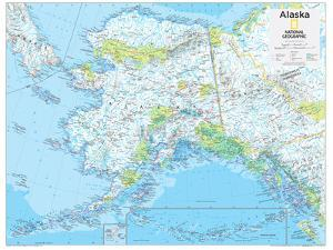 2014 Alaska - National Geographic Atlas of the World, 10th Edition