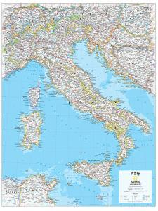 2014 Italy - National Geographic Atlas of the World, 10th Edition