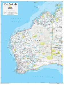 2014 West Australia - National Geographic Atlas of the World, 10th Edition