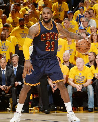 2015 NBA Finals - Game One-Noah Graham-Photo