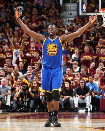 2015 NBA Finals - Game Six-Nathaniel S Butler-Photo