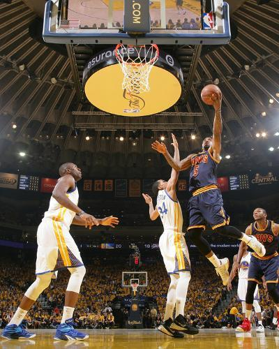 2015 NBA Finals - Game Two-Nathaniel S Butler-Photo
