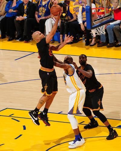 2016 NBA Finals - Game 5-Andrew D Bernstein-Photo
