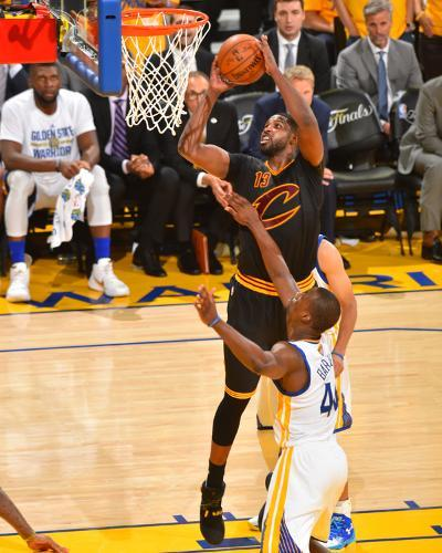 2016 NBA Finals - Game 5-Jesse D Garrabrant-Photo