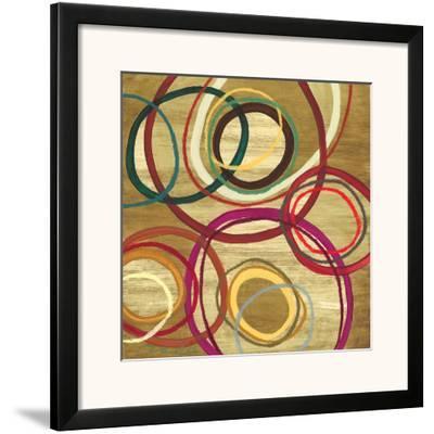 21 Tuesday II-Jeni Lee-Framed Art Print