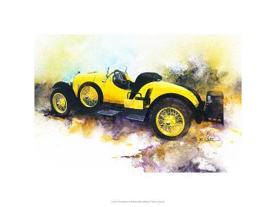 '23 Kissed Speedster-Bruce White-Premium Giclee Print