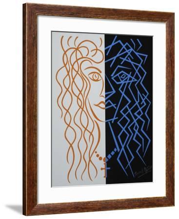 23CO-Pierre Henri Matisse-Framed Giclee Print