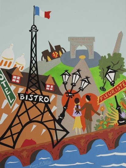 23COP-Pierre Henri Matisse-Giclee Print