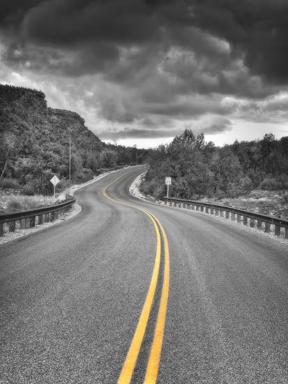 25 Miles-Janice Sullivan-Giclee Print