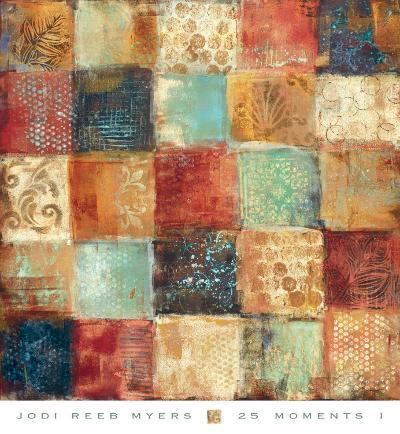 25 Moments I-Jodi Reeb-myers-Art Print
