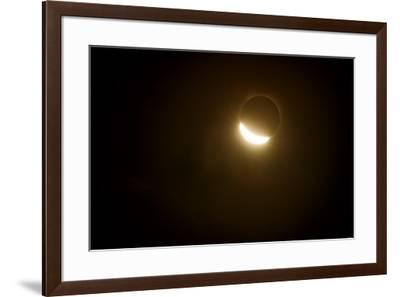 253 Eclipse 2017-Gordon Semmens-Framed Giclee Print