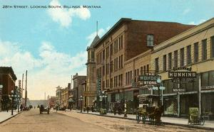 28th Street, Billings, Montana