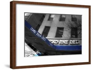 2nd Ave Deli Reflection