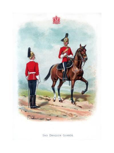 2nd Dragoon Guards, 1915-LE Buckell-Giclee Print