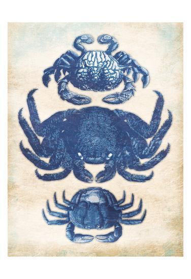 3 Crabs-Jace Grey-Art Print