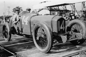 3 Litre Ballot Car, Indianapolis, Indiana, USA, 1922