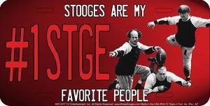 3 Stooges #1STGE