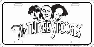 3 Stooges - White