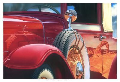 '32 Franklin-Graham Reynolds-Art Print