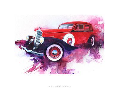 '34 Pierce Arrow-Bruce White-Premium Giclee Print