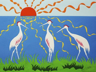 36CO-Pierre Henri Matisse-Giclee Print