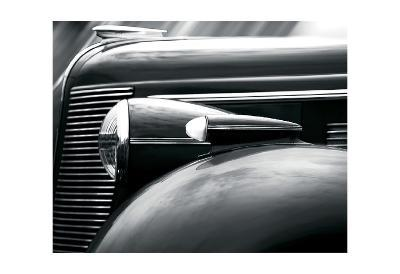 37? Buick-Richard James-Art Print