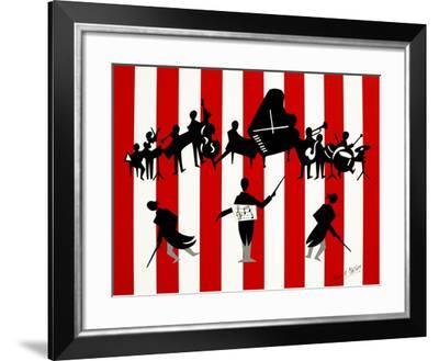 37CO-Pierre Henri Matisse-Framed Giclee Print