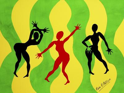 38CO-Pierre Henri Matisse-Giclee Print