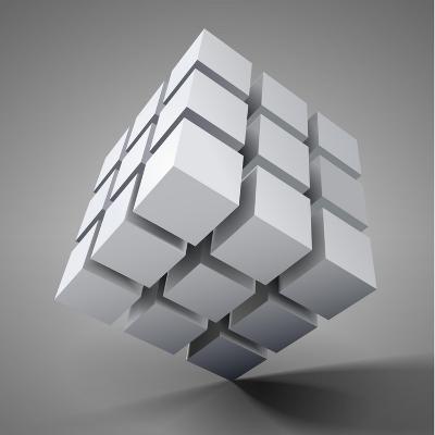 3D Illustration-Kundra-Art Print